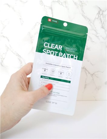 30 Days miracle clear spot patch (parches para granitos)