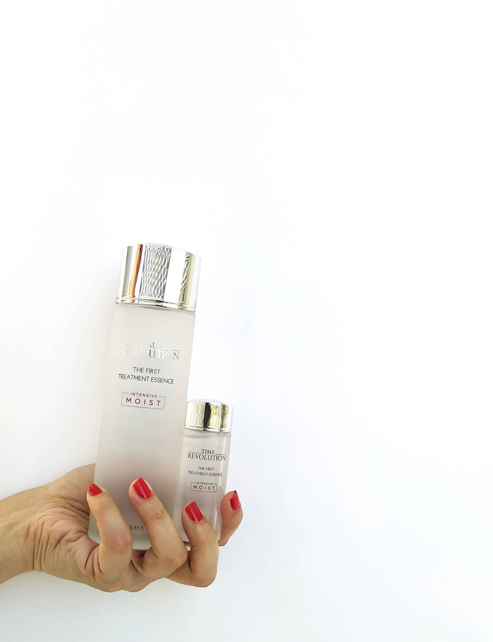 Time Revolution The first treatment essence intensive moist +  minitalla