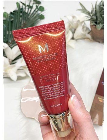 M Perfect cover BB cream SPF42 PA+++